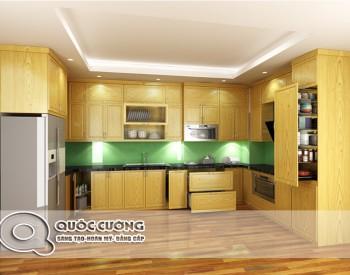 tủ-bếp-sồi-nga-đẹp-350x275