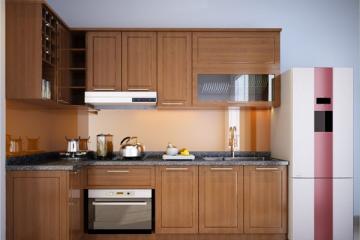 4 mẹo khiến tủ bếp gỗ luôn sáng bóng