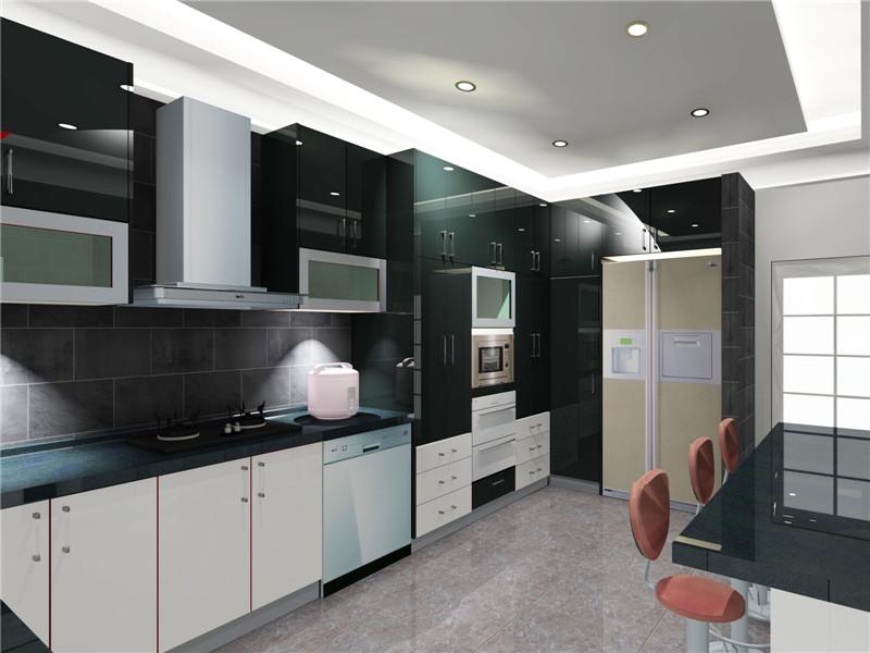 Đặc điểm của Tủ bếp Acrylic