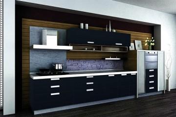 Nên đóng tủ bếp Laminate hay tủ bếp Acrylic