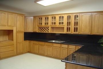 4 lý do chọn tủ bếp gỗ Sồi Nga Quốc Cường?
