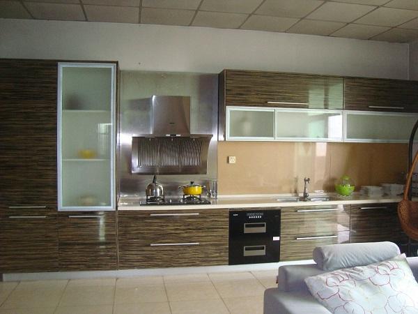 tủ bếp laminate đẹp