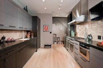 5 kiểu dáng cơ bản của tủ bếp gỗ hiện đại