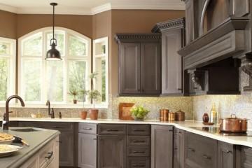 Những ưu điểm của tủ bếp gỗ tự nhiên