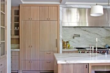 3 lợi ích ít người biết của tủ bếp gỗ Sồi Nga