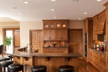 Có nên sử dụng tủ bếp gỗ Sồi hay không?
