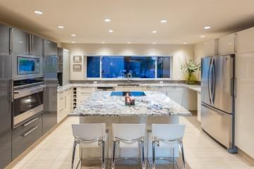 Nên chọn tủ bếp laminate hay tủ bếp Melamine?