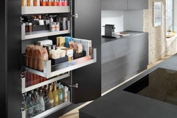 Có nên mua phụ kiện tủ bếp của hãng Blum không?