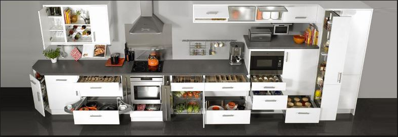 phụ kiện tủ bếp cao cấp