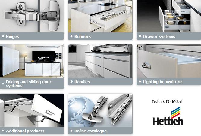 phụ kiện tủ bếp Hettich