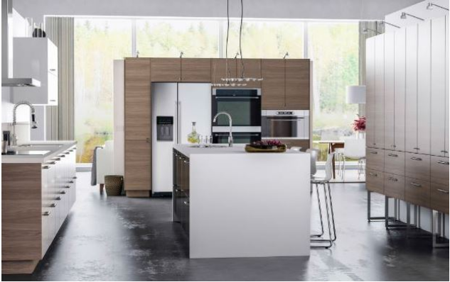 Phụ kiện tủ bếp thông minh không thể thiếu trong căn bếp hiện đại