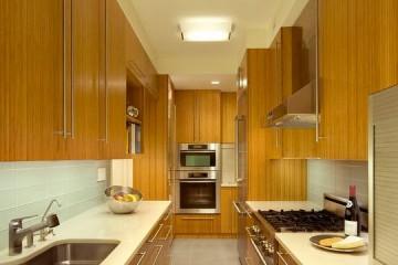 Tủ bếp song song là gì ?