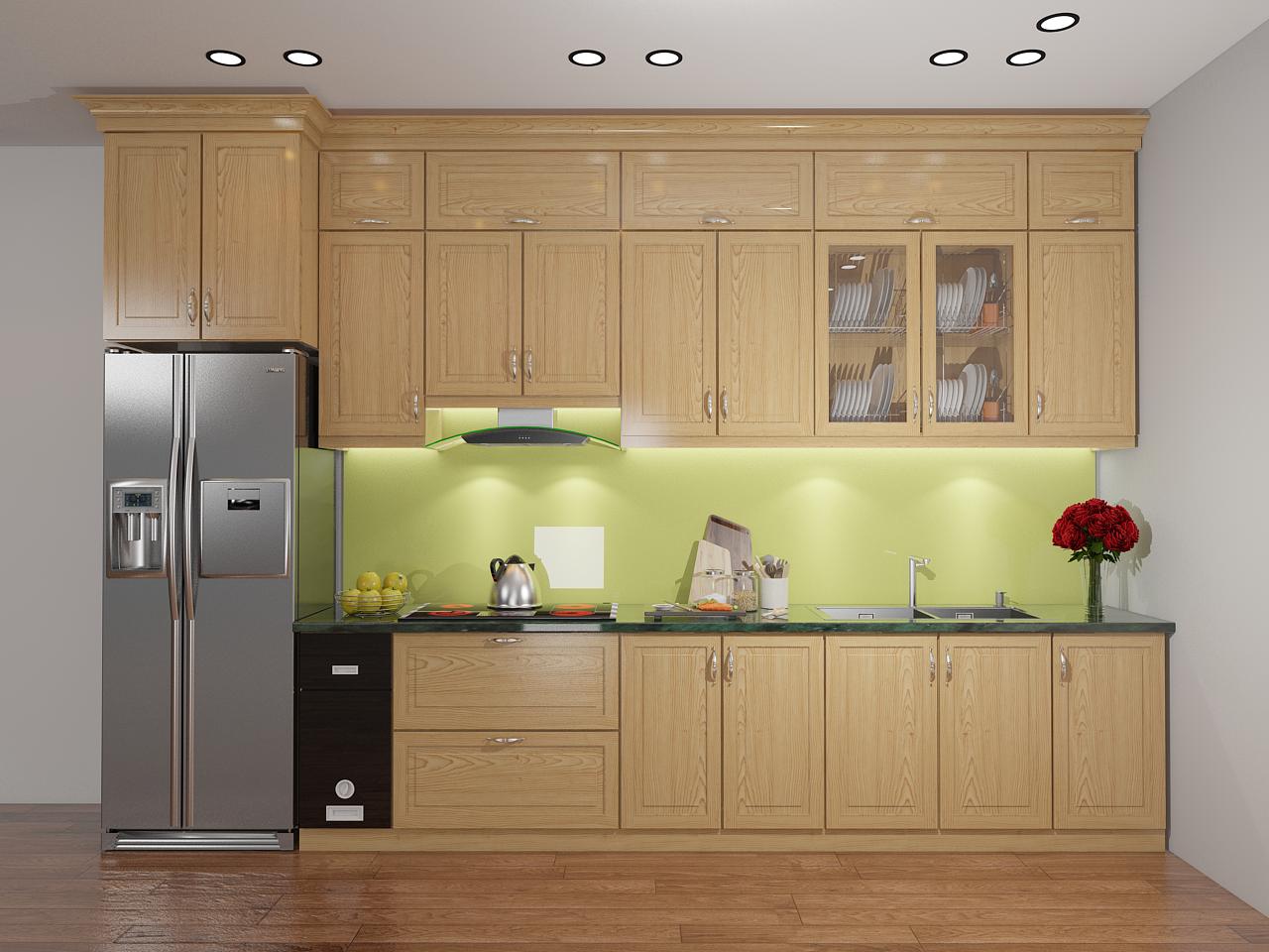 Chọn bàn ăn cho nội thất nhà bếp thế nào hợp lý?
