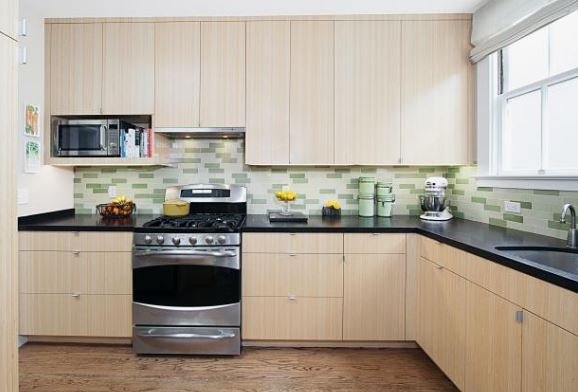 Tủ bếp gỗ Laminate Quốc Cường đẹp nhất tu-bep-laminate