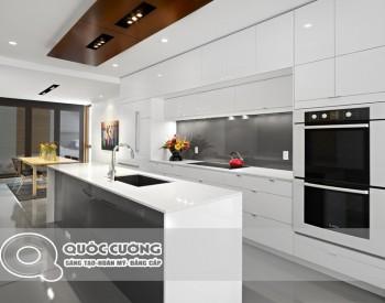 Tủ bếp Acrylic AR 46