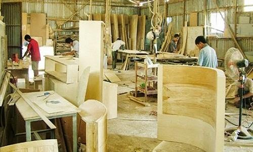 Hình ảnh xưởng sản xuất Nội Thất Quốc Cường Hinh-Anh-Xuong-San-Xuat-Tu-Bep-3