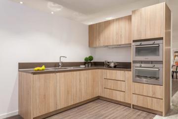 5 Mẫu tủ bếp Laminate đẹp hiện đại 2018