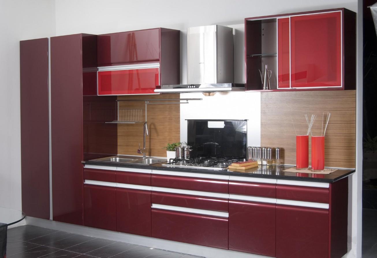 Đặc điểm của Tủ bếp AcrylicĐặc điểm của Tủ bếp Acrylic