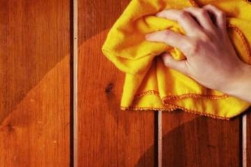 5 ý tưởng chăm sóc nội thất đồ gỗ hay