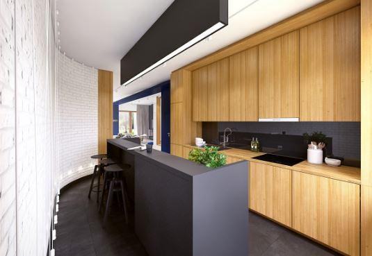 Tủ bếp gỗ Dổi đây là lý do tại sao nên chọn