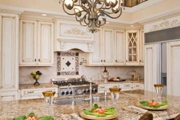Tư vấn lắp đặt tủ bếp Laminate và tủ bếp Arcylic