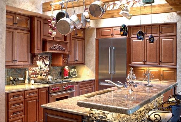 Những sai lầm cơ bản khi thiết kế tủ bếp gỗ Xoan Đào.
