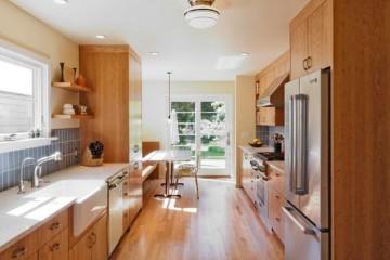 Cách chọn và kê tủ bếp gỗ theo phong thủy