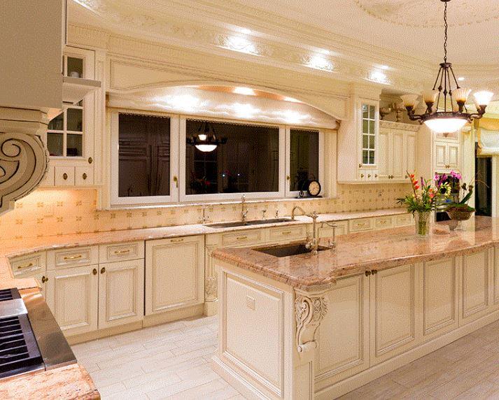 Nên chọn loại tủ bếp gỗ tự nhiên nào tốt?