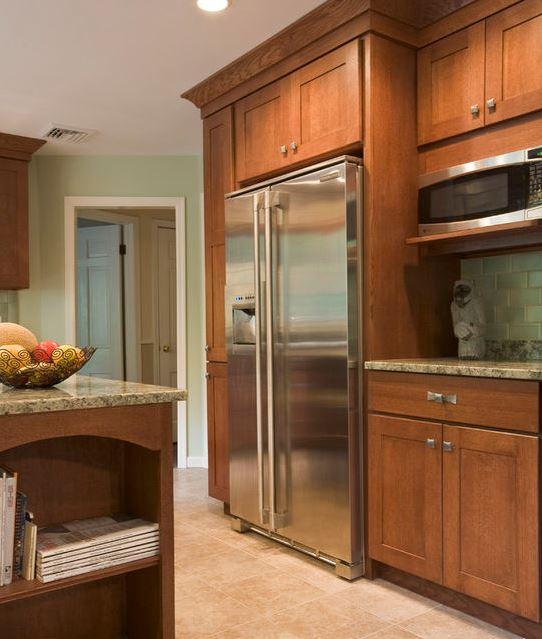 Tủ bếp gỗ Giáng Hương là gì , Ưu điểm của mẫu tủ bếp gỗ Hương 1