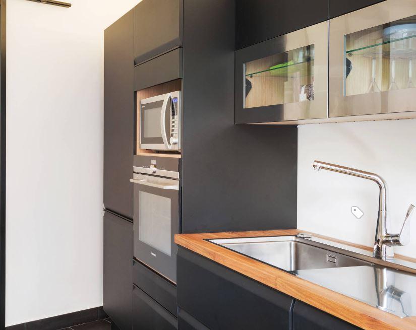 Thiết kế tủ bếp theo phong cách hiện đại là như thế nào 2