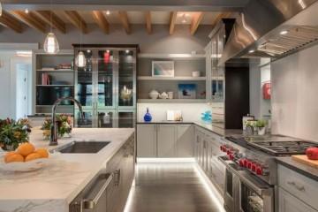 Những đặc điểm cơ bản và chi tiết về tủ bếp