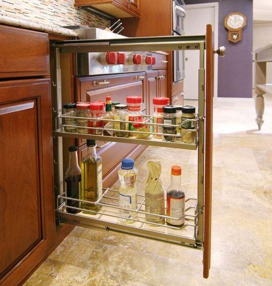 Phụ kiện tủ bếp là gì?