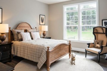 Xem phòng ngủ có hợp với mệnh của vợ chồng hay không ?
