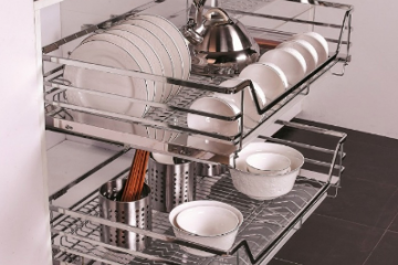 Những mẫu phụ kiện tủ bếp cao cấp cho căn bếp của gia đình