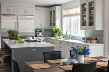 Phụ kiện tủ bếp đa năng tận dụng tối đa không gian phòng bếp