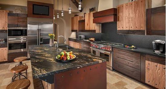 mặt đá ốp bếp granite