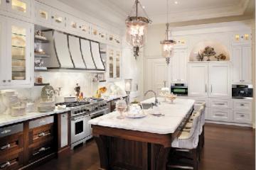 Mặt đá tủ bếp màu trắng có mấy loại?