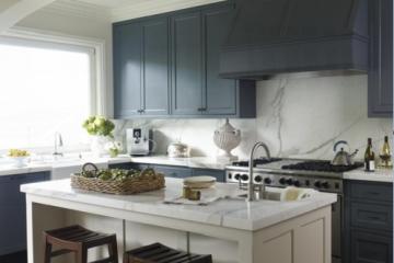 Nên chọn làm mặt đá tủ bếp loại nào luôn bền đẹp?