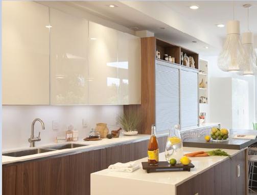 Gợi ý lựa chọn mẫu tủ bếp Acylic đẹp cho căn bếp thêm hoàn hảo mau-tu-bep-go-acrylic8