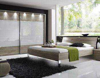 Giường ngủ gỗ Melamine An Cường-MFC-GN-05