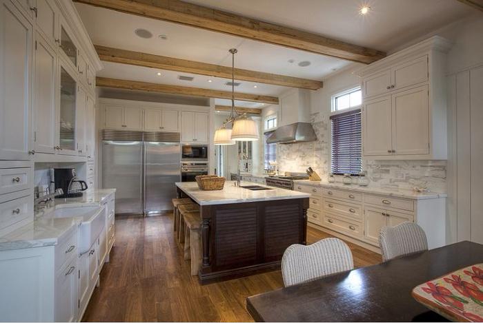 Kiểu dáng tiện nghi, hiện đại của tủ bếp MFC phù hợp với nhiều căn bếp khác nhau