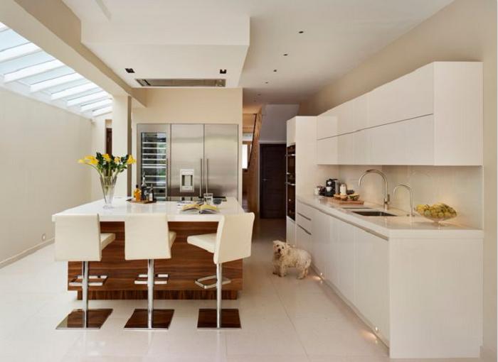 Lựa chọn mẫu sản phẩm tủ bếp mfc mang đến không gian bếp ấn tượng và hoàn hảo