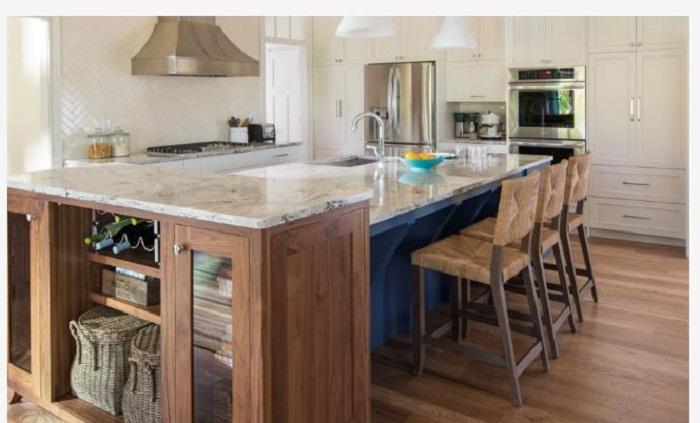 Các mẫu tủ bếp gỗ đẹp nhất hiện nay đang được khách hàng ưa chuộng