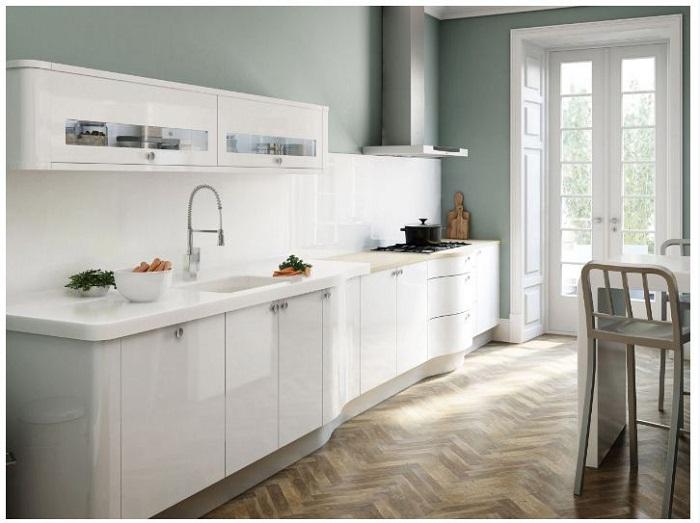Cách bảo quản tủ bếp gỗ mfc kéo dài tuổi thọ