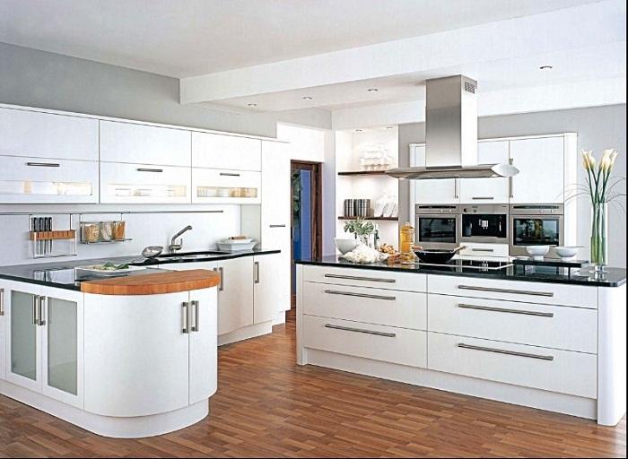 Phong thủy trong thiết kế tủ bếp gỗ cho ngôi nhà của bạn