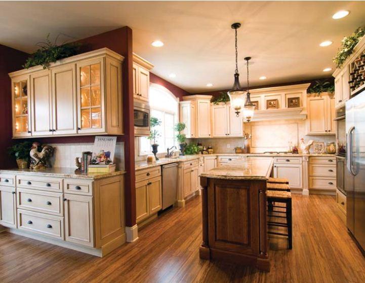 Bộ sưu tập những mẫu tủ bếp đẹp theo phong cách châu Âu