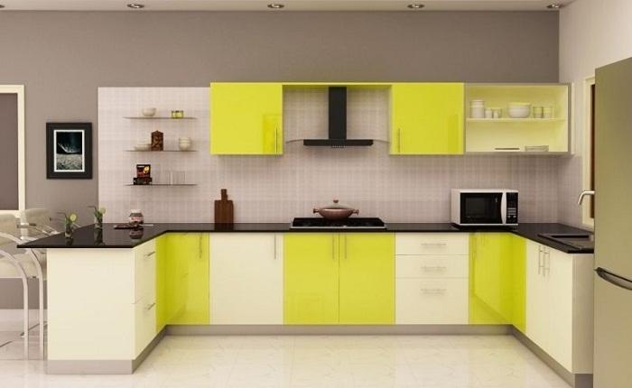 Chọn mua tủ bếp gỗ đẹp cần chú ý những gì