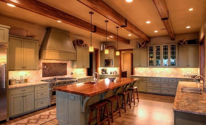 Làm tủ bếp đẹp cần có bí quyết gì