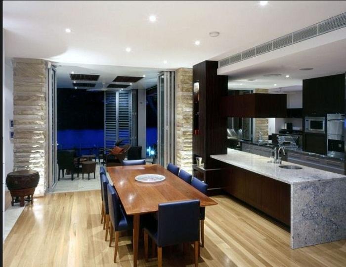 Tư vấn cách thiết kế tủ bếp gỗ acrylic nên chọn màu như thế nào là đẹp