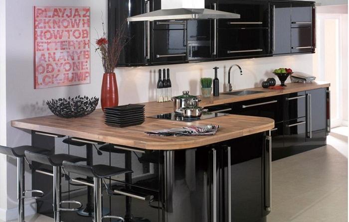 Tư vấn thiết kế mẫu tủ bếp đẹp hiện đại dành cho nhà chung cư